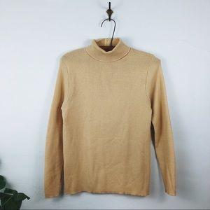 Pendleton • 100% Wool Ribbed Turtleneck